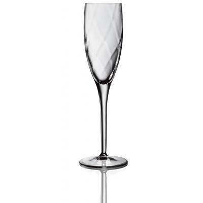 Canaletto Flute Pack Of 4 Glasses