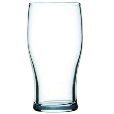 Crown Tulip Pint Beer Glass 570ml